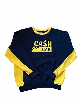 Cash Cab Promo Crewneck Sweatshirt