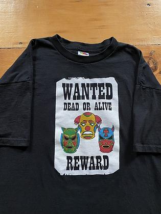 Vintage Dead or Alive Lucha Libre T-Shirt