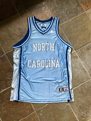 Vintage Starter North Carolina Jersey