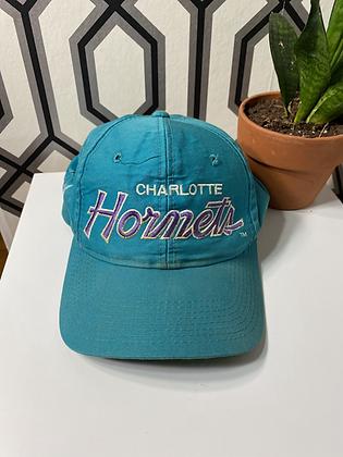 Vintage Sports Specialties Charlotte Hornets Snapback
