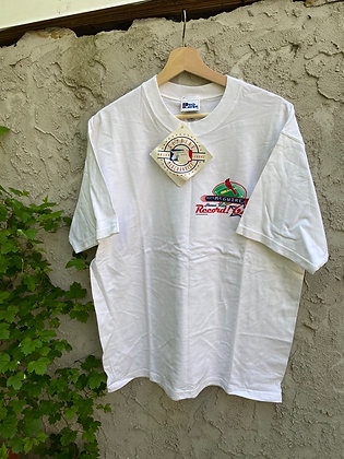 New Vintage 1998 Mark McGwire Home Run Record T-Shirt