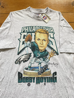 Vintage New Old Stock 1997 Bobby Hoying Eagles T-Shirt