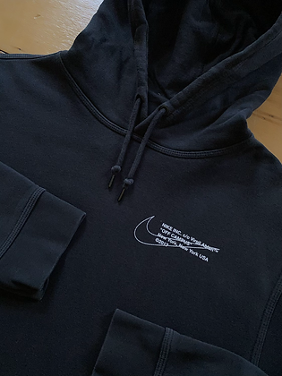 Nike x Off White 'Off-Campus' Hoodie
