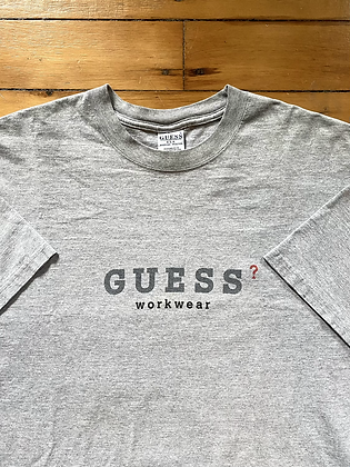 Vintage Guess Workwear T-Shirt