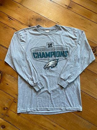 2002 Philadelphia Eagles Long Sleeve T-Shirt