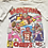 Thumbnail: Vintage 1993 Salem Joe Montana Chiefs Comic T-Shirt