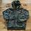 Thumbnail: New Ralph Lauren Camo Sherpa Zip Up Hoodie