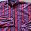 Thumbnail: Vintage  Nautica Striped Shirt