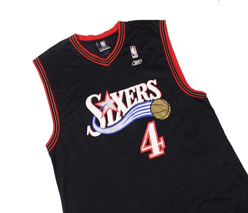 Philadelphia 76ers Chris Webber Jersey