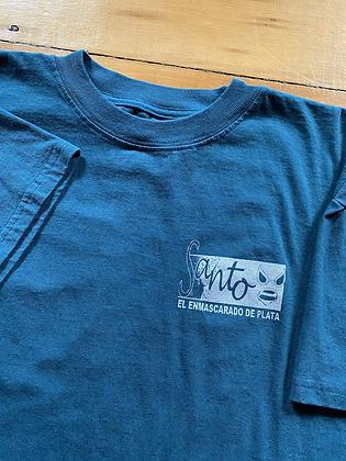 Vintage Santo Libre Wrestling T-Shirt