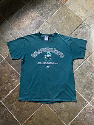 Vintage 90's Logo Athletic Eagles T-Shirt