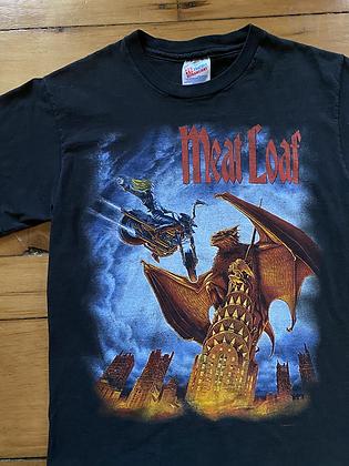 Vintage 1993 Meatloaf 'Everything Louder Than Everything Else' T-Shirt