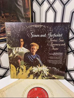 1966 Simon & Garfunkel 'Parsley, Sage, Rosemary and Thyme'  Vinyl