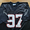 Thumbnail: Vintage Logo Athletic Atlanta Falcons Cornelius Bennett Jersey
