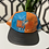 Thumbnail: Vintage Made in USA Leather Miami Dolphins Snapback
