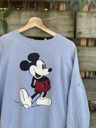 Vintage 70's Mickey Mouse Crewneck