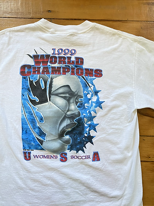 Vintage 1999 Women's World Cup T-Shirt