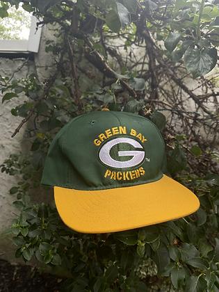 Vintage Packers Snapback