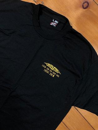 Vintage 1995 Boston Local Crew Tour T-Shirt