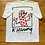 Thumbnail: Vintage 1990 Estate of Keith Haring T-Shirt