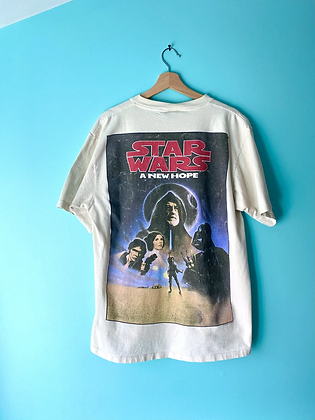 Vintage 1995 Star Wars 'A New Hope' Promo T-Shirt