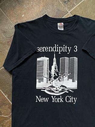 Vintage Serendipity 3 New York City Promo T-Shirt