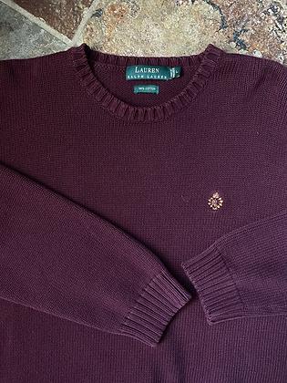 Vintge Ralph Lauren Sweater