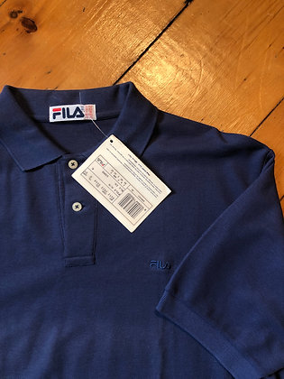 Vintage New FILA Polo Shirt