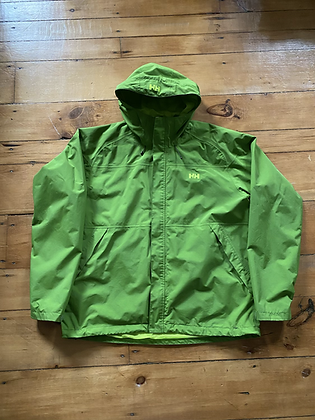 Helly Hansen Green Helly Tech Jacket