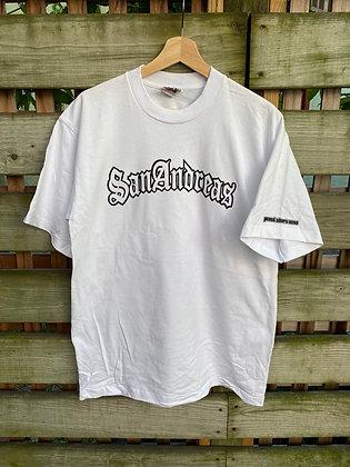 Vintage Brand New GTA San Andreas Promo T-Shirt