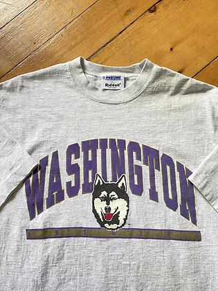 Vintage Washington Huskies T-Shirt Made in USA