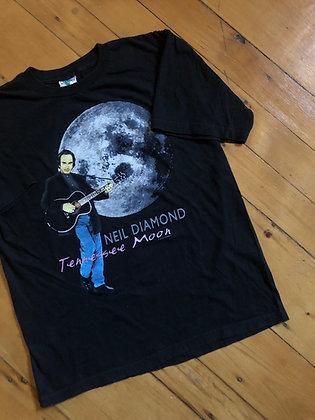 Vintage 1996 Neil Diamond Tennessee Moon T-Shirt