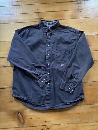 Vintage Tommy Hilfiger Crest Button Down