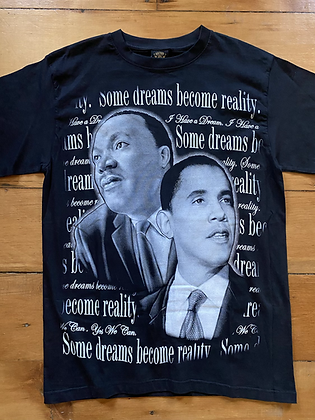 Obama and MLK All Over Print T-Shirt