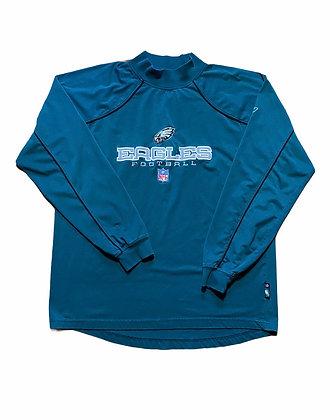 Vintage Reebok Eagles Long Sleeve Shirt