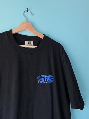 Vintage NSYNC Local Crew T-Shirt
