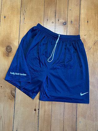 Vintage 90's Nike Lady Foot Locker Shorts
