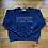 Thumbnail: Vintage Pepsi Fleece Sweatshirt