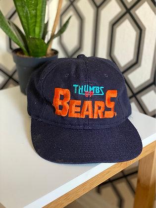 Vintage Thumbs Up Bears Snapback