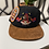 Thumbnail: Vintage New Anheuser Busch Beer Wool / Leather Strapback