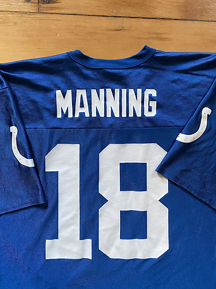 Peyton Manning Colts Jersey