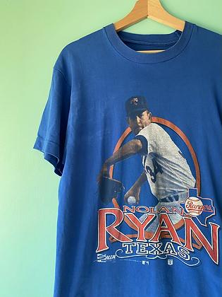 Vintage 1990 Salem Nolan Ryan T-Shirt