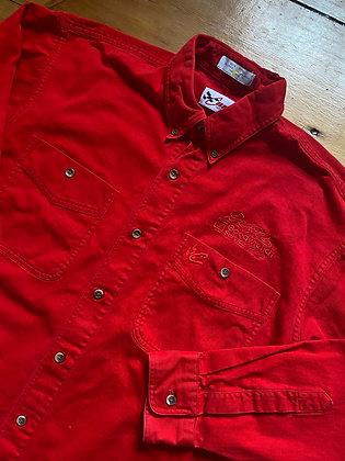 Vintage Dale Earnhardt Button Down Shirt
