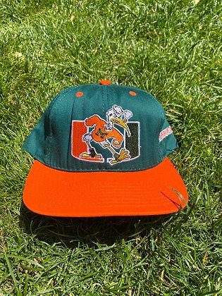 Vintage New Old Stock Starter Miami Hat