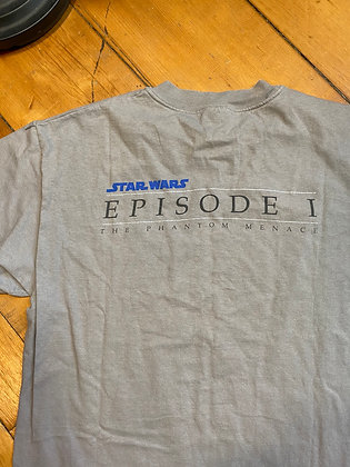 Vintage 1999 Star Wars The Phantom Menace Cast and Crew Visual Effects Team