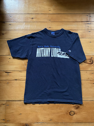 Vintage Champion Penn State T-Shirt