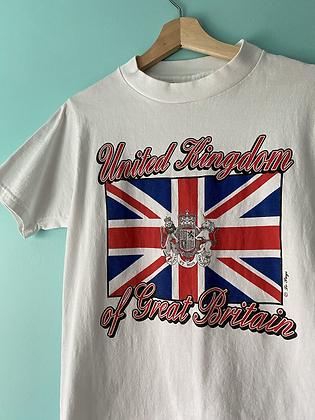 Vintage United Kingdom Souvenir T-Shirt