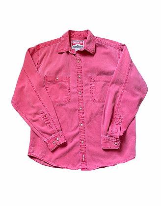 Vintage Marlboro Adventure Team Washed Button Down Shirt