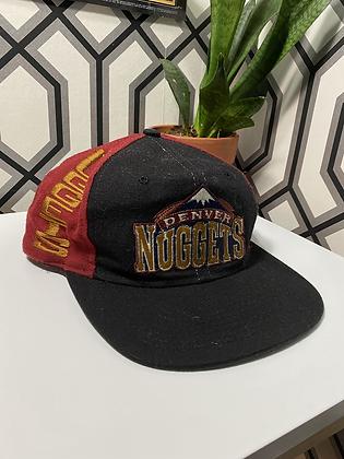 Vintage Denver Nuggets Snapback