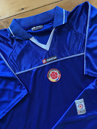 Vintage Columbia National Team Soccer Jersey
